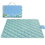 Fenghezhanouzhou Fenghezhanouzhou Portable Outdoor Weiten Camping Mat Wasserdichte Oxford Tuch Faltbare Rasen Feuchtigkeitsfest Mat