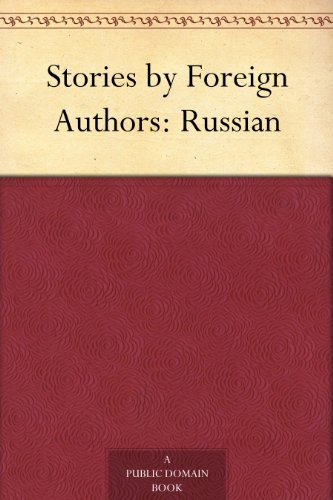 Stories by Foreign Authors: Russian book cover
