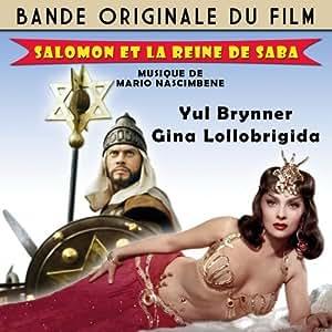 Salomon et la reine de Saba (Solomon and Sheba) - Bande Originale du Film / BOF - OST