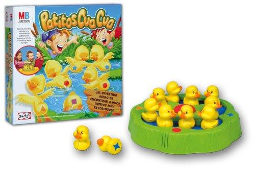 Imagen 1 de Hasbro 640334 - M.B. Juegos Patitos Cua Cua