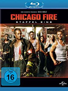 Chicago Fire - Staffel 1 [Blu-ray]