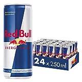 Red Bull Energy Drink, 250ML (24-pack) 6,40 kg