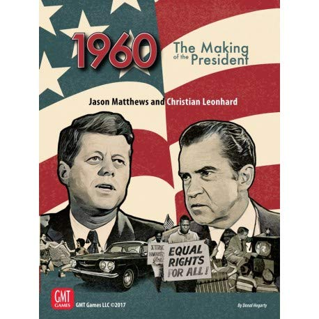 GMT Games 1960: Making of The President - English
