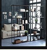 industriale americano vento stacks american armadietti libreria ferro mostra fotogrammi creativo multifunzionale di portico,35 * * 200cm 190