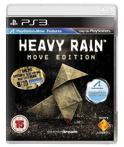 Heavy Rain: Move Edition (PS3) [import anglais]
