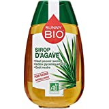 Sunny Bio Sirop d'Agave Biologique Doseur 500 g - Lot de 2