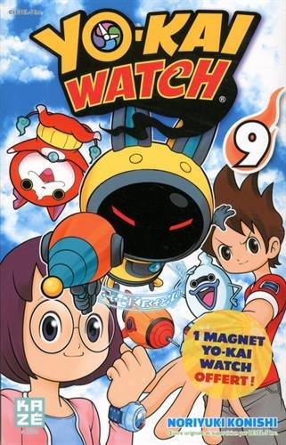 Yo-Kai Watch T09
