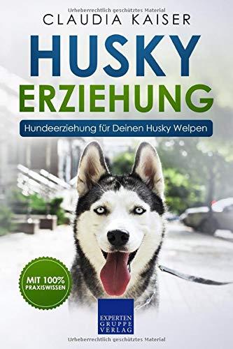 Husky Erziehung: Hundeerziehung für Deinen Husky Welpen (Husky Band, Band 1)