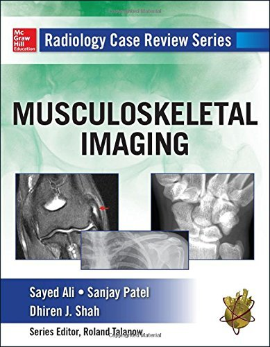 Radiology Case Review Series: MSK Imaging (Radioliogy Case Review Series) by Sayed Ali (2014-02-01)