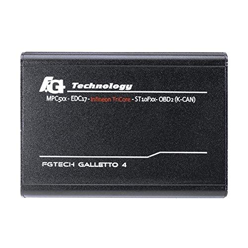 V52 FGTech Galletto 2 Master BDM-Tricore-OBD Function ECU Programmer