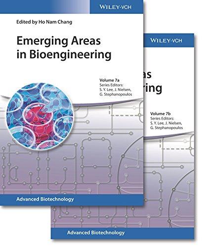 Emerging Areas in Bioengineering (Advanced Biotechnology, Band 7)