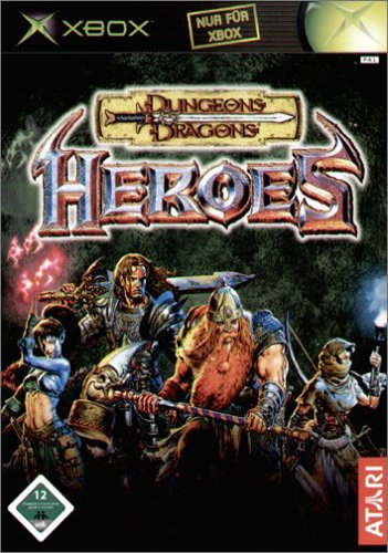 Dungeons + Dragons Heroes