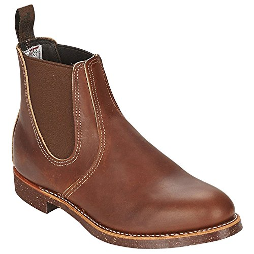 Red Wing Boots Chelsea Rancher Boots - Amber Harness Low Harness Boot