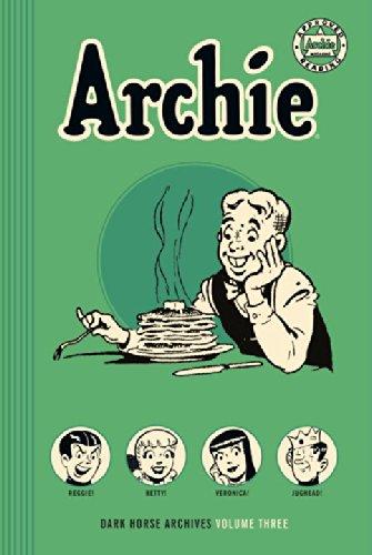 Archie Archives Volume 3 Dark Horse Archives