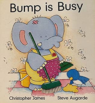 book cover of Bump is Busy