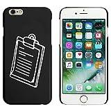 Noir 'Presse-Papiers' étui / housse pour iPhone 6 & 6s (MC00054541)