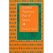 Selected Papers on Fun and Games (CSLI Lecture Notes)