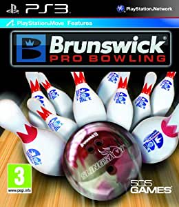 Brunswick Pro Bowling - Move Compatible (PS3)