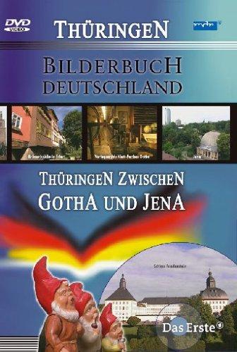 Deutschland: Thüringen zwischen Gotha und Jena
