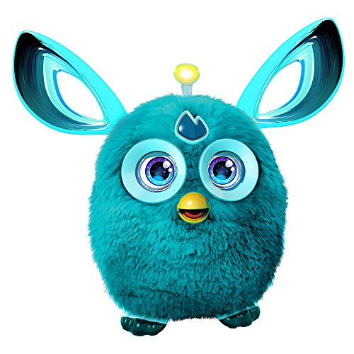 Hasbro - Furby Connect - Turquoise - Peluche Interactive Version Anglaise