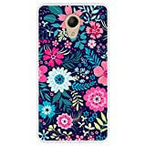 Hapdey Phone Case for [Wiko Robby] design [Multicolor