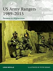 US Army Rangers 1989-2015: Panama to Afghanistan (Elite)
