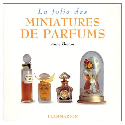 La Folie des miniatures de parfums