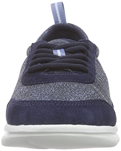 Rockport Xcs Rock On Air Laceup, Baskets Basses femme Bleu - Blau (DEEP OCEAN)