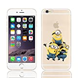 Generic M123 Luxurious Printed high quality Minion despicable me back case cover for iPhone 5 // iPhone 5s