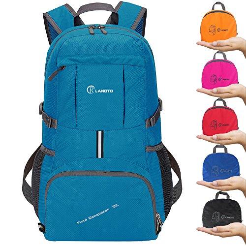 Rucksack Tasche Ultraleicht Wasserdicht Schulter Wandern Reisen Langlebig