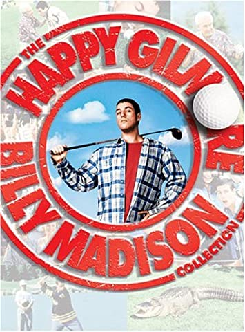 Happy Gilmore & Billy Madison Collection [Import USA Zone 1]