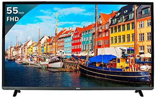 BPL 139 cm (55 inches) Vivid BPL139F2010J Full HD LED TV (Black)