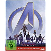 Marvel's The Avengers - Endgame - Limited Steelbook Edition