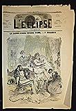 L'éclipse, n°59b, 7 Mars 1869