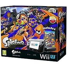 Wii U Premium Pack with Splatoon (Nintendo Wii U)