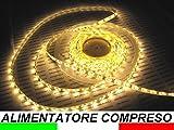 aftertech® IP655m LED Strip Streifen Wasserdicht Warmweiß Außenbeleuchtung C2B1. B1B1