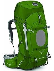 Osprey Aether 60M - Mochila de trekking (63 L) bonsai green