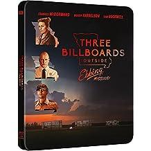 Tres Anuncios En Las Afueras Blu-Ray Steelbook