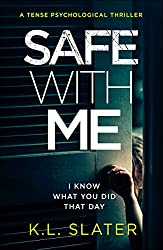 Safe With Me: A tense psychological thriller (English Edition)