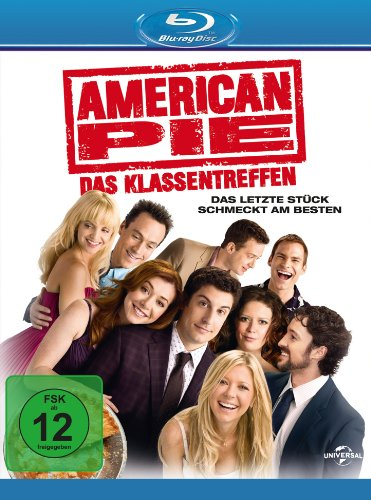American Pie - Das Klassentreffen [Blu-ray]