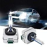 D1S 66140 versteckte Xenon-Scheinwerferlampe 35w 6000k Crystal White 2er-Set
