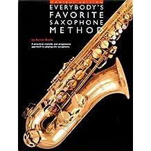 Every Body's Favorite Saxophone Method Omnibus Edition