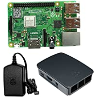"Raspberry Pi 3 Model B+ Bundle ""S"" (schwarz)"