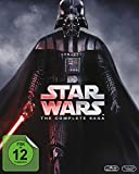 Star Wars: The Complete Saga 9 Blu-rays