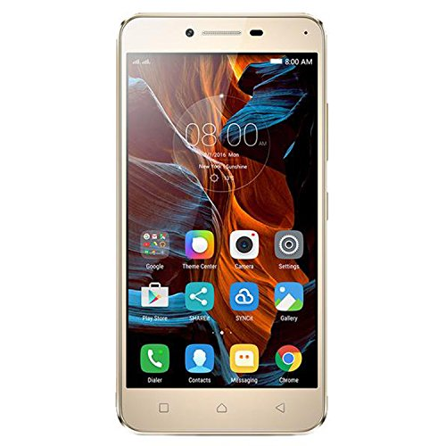 Lenovo pa2r0135pl/a6020a46K5Plus Smartphone (12,7cm (5pollici), Dual SIM, 16GB, Android 5.1Lollipop) Oro