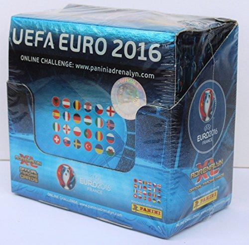 Panini–003029b6bf-50–Pack 300Karten Adrenalyn XL UEFA Euro 2016