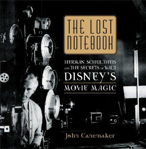 The Lost Notebook por John Canemaker