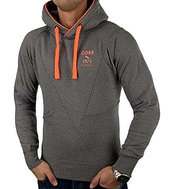Jack & Jones–Jack & Jones Penn Sweat CORE, Herren Sweatshirt, Jack & Jones Penn Sweat Core, grau, 12068602