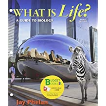 Loose-leaf Version for What is Life? A Guide to Biology 3e & LaunchPad for Phelan's What is Life? (Six Month Access) 3e by Jay Phelan (2015-01-09)