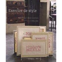 Exercice de style au point de croix